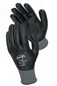 Gants anti coupure enduction Bi-Polymère (la paire)